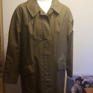 VINTAGE Great Six Trench Coat
